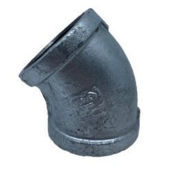 Galvanised_Malleable_45_Degree_Elbow_F&F_BSP_2