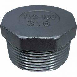 Stainless Steel Plug 2 website