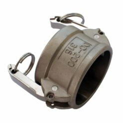 Stainless Steel Camlock DC