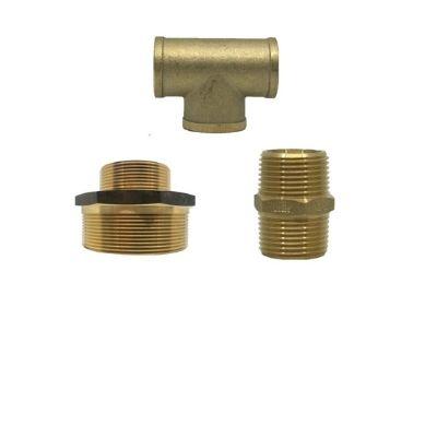Brass BSP Threaded Fittings